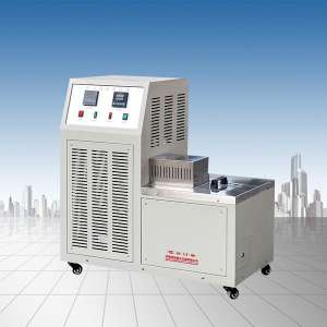 固安DWC-80/-80℃冲击试样低温槽